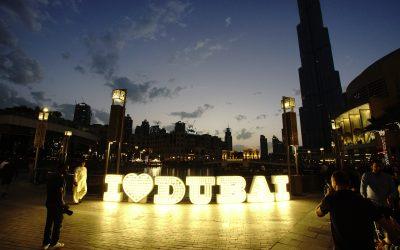 Dubai once again